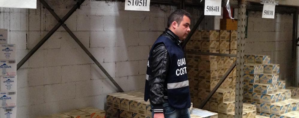 Guardia costiera sulle Alpi  Pesce: sequestrati 1300 chili