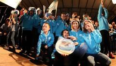 Morbegno, i Giochi tinti d'azzurro: San Giovanni ha vinto ed entra nell'albo d'oro