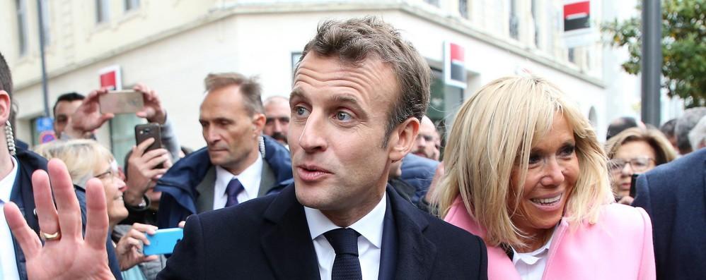 Macron, domenica il voto più importante dal 1979