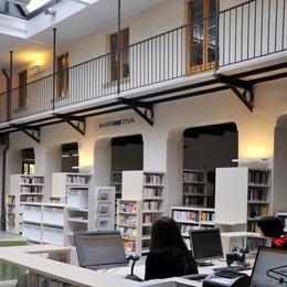 Biblioteca di Chiavenna, trasloco finito  Il sogno è realtà