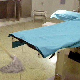 Pulizie ospedale, all'incontro manca l'Azienda
