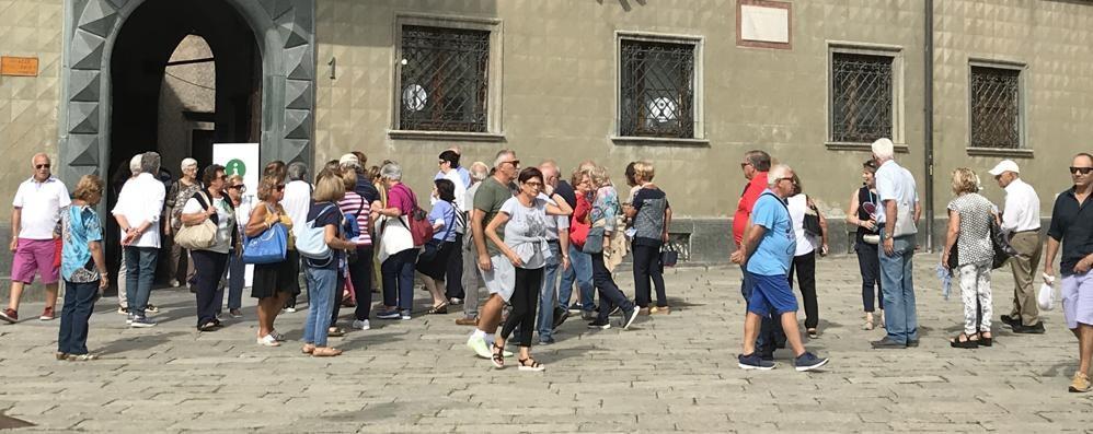 Turismo a Sondrio, numeri da record
