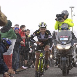 Giro, troppi rischi: salta il Gavia, resta il Mortirolo
