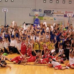 Basket giovanile a Sondrio, ultimi verdetti e gare tirate sul parquet