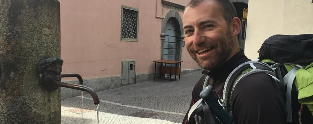 Il viaggio di Ruberto lungo la Valtellina: «Tra cose autentiche»