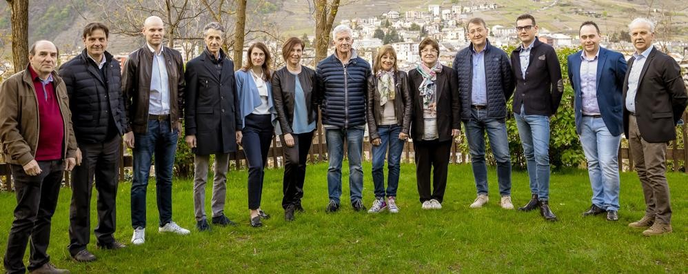 Tirano, Del Simone schiera la sua lista civica: «Tra sogni e realtà»