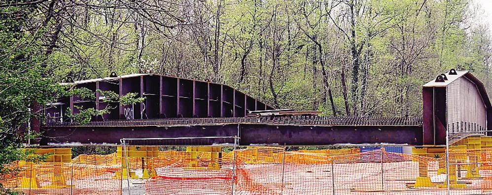 Il ponte di Annone?  Di rinvio in rinvio  siamo già all'estate