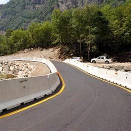 Strada a Gallivaggio , bypass attivo  almeno per 12 mesi