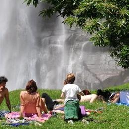 Non c'è più il turismo mordi e fuggi  A Piuro crescono arrivi e presenze