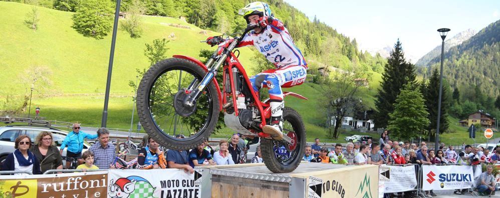 Trial, spettacolo a Gerola con il campionato italiano