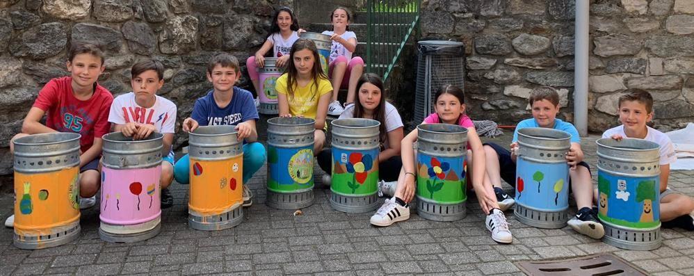Altro che cestini dei rifiuti  Ecco dei piccoli capolavori