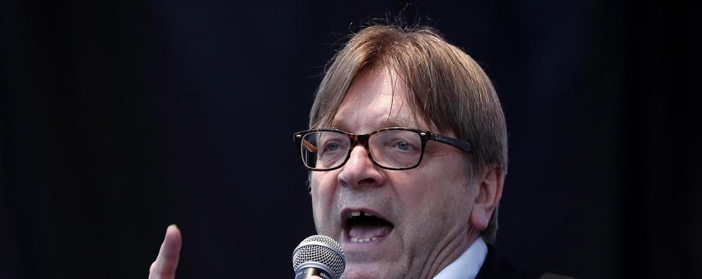 Ue: 'Liberali cambiano nome, si chiamano Renew Europe'