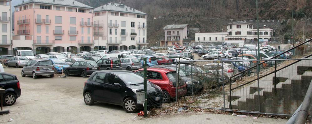 Non perde tempo la giunta Gavazzi  Lavori in vista al parcheggio di Morbegno