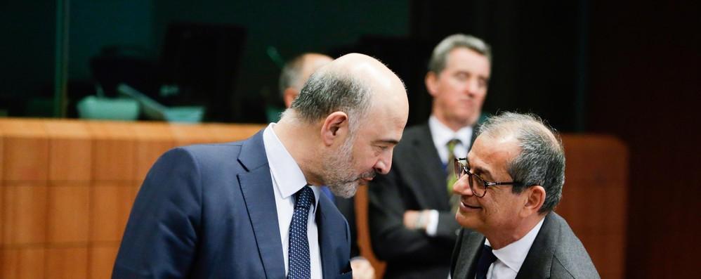 Ue all'Italia: Procedura giustificata, violata la regola sul debito