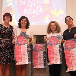 I giovedì d'estate a Sondrio. Sette temi diversi per sette serate