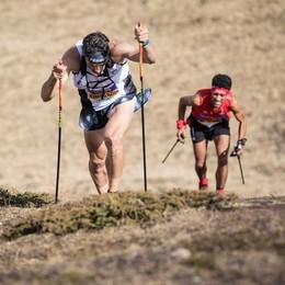Corsa in montagna, la firma delle stelle sulla Skymarathon