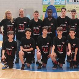 Basket, Esordienti in campo nel ricordo di Diego Pini