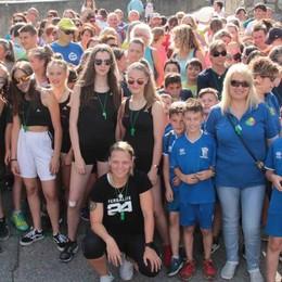 Corsa per Sara, la solidarietà vince a Berbenno