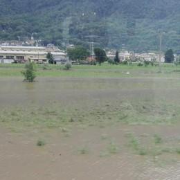 Maltempo: Rfi, ripresa circolazione treni linea Lecco-Tirano