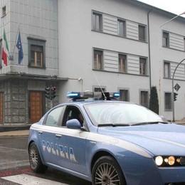 Via Bonfadini a Sondrio, rissa e sangue ma del ferito non c'è traccia