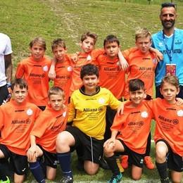 Calcio giovanile, il Memorial Mosconi si colora di nerazzurro