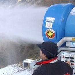 """Innevamento e costi, un progetto """"H48"""" per gli impianti di sci"""