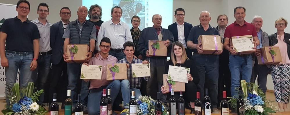 La famiglia Folini. Quattro generazioni di vini Doc da premio