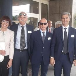 Una delegazione sondriese a Sindelfingen: legame da rilanciare