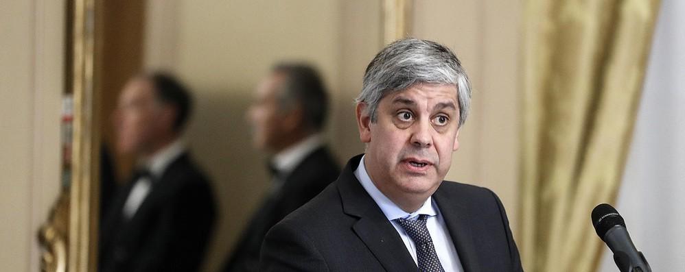 Centeno, l'Italia assicuri il rispetto degli impegni