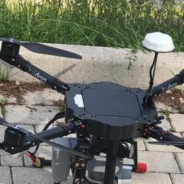 Drone per i salvataggi  Il Lions Club Colico  ne regala uno ad Areu