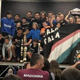 Per Viale Italia è tempo di festa: ha vinto il Palio di Tirano