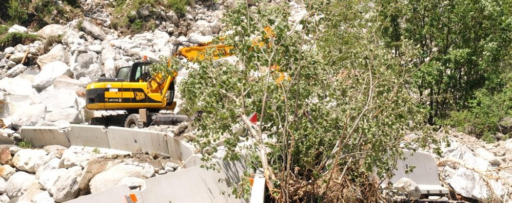 Maltempo, la Regione fa la conta  Sul territorio 19,8 milioni di danni