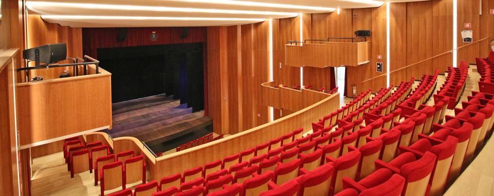«Un no prudenziale per il Teatro Sociale di Sondrio, serve un regolamento»