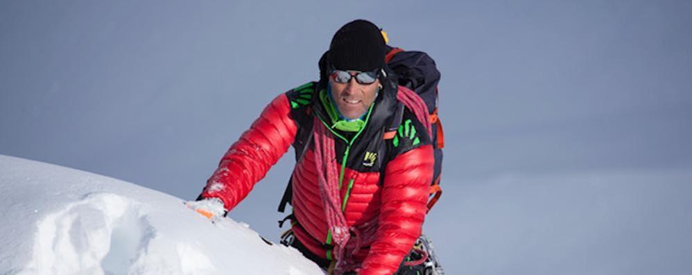 Confortola sul Gasherbrum 2  Un nuovo 8mila da conquistare
