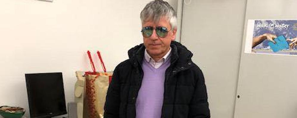 Lierna, un sindaco più forte della disabilità  «Essere protagonisti, non spettatori»