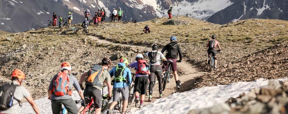 Livigno è il regno del downhill: pass unico per le piste