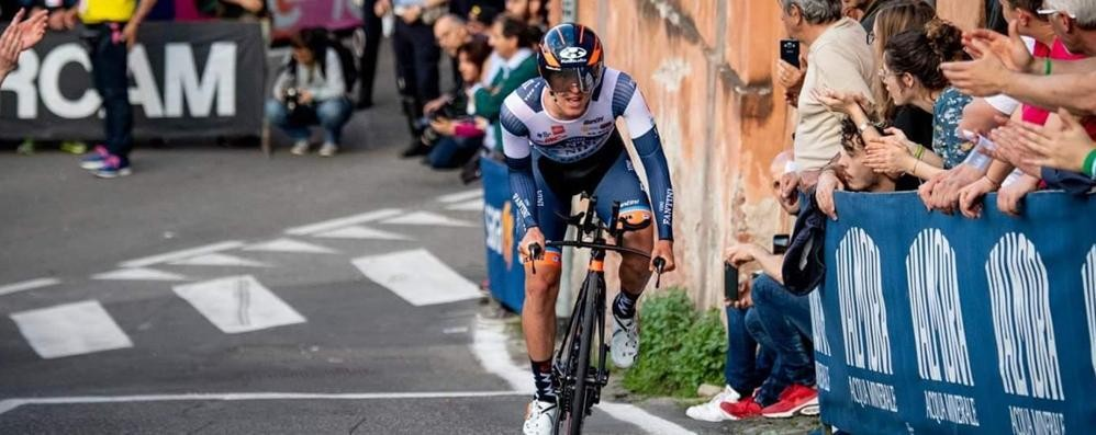 Ciclismo, Bagioli racconta il suo Giro d'Italia