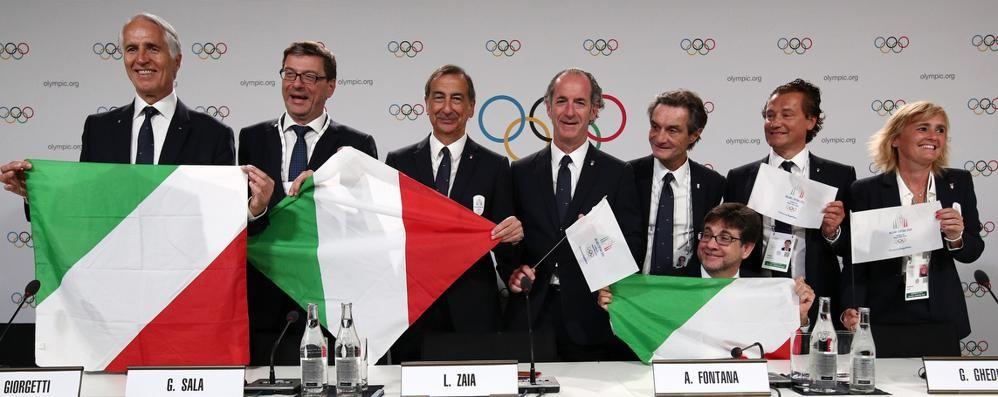 Olimpiadi, Fontana a Toninelli: «Tavolo di lavoro per la Valtellina»