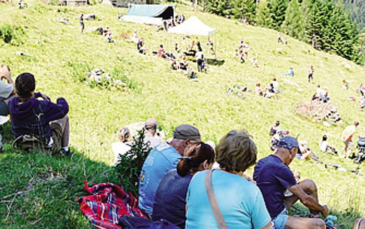 «L'incontro tra musica e cultura alpina»