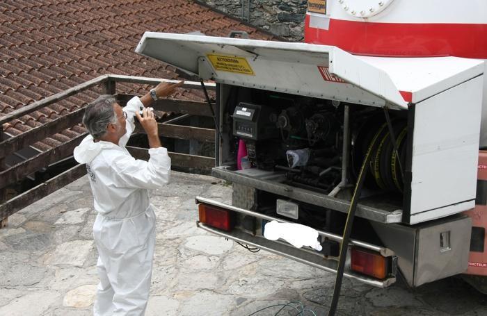 Gravedona esplosione bombola a Brenzio