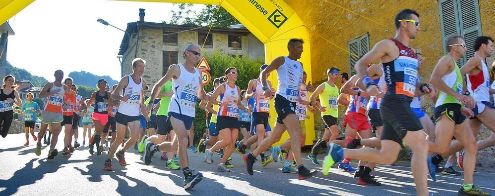 Corsa in montagna, Romeri e Vanotti vincono alle Foppe