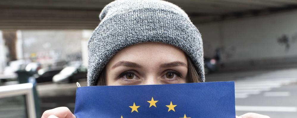 Italia tra meno entusiasti Ue, solo 42% contro il 68%