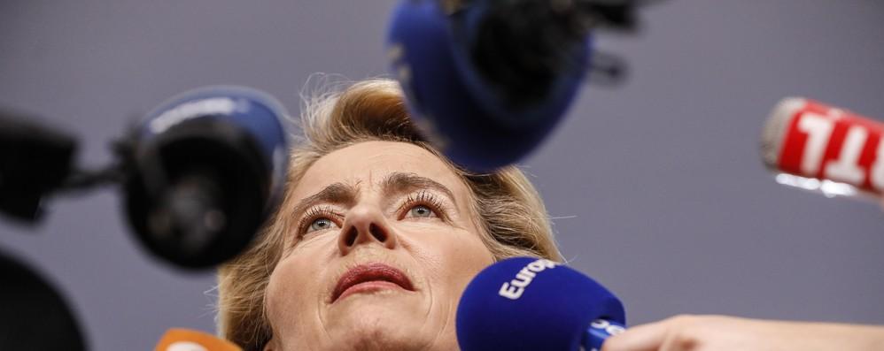 Russia: Von der Leyen, Ue negozi da posizione di forza