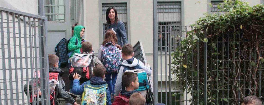 Il calo degli alunni: «Ma nessuna scuola  sarà chiusa a Sondrio»