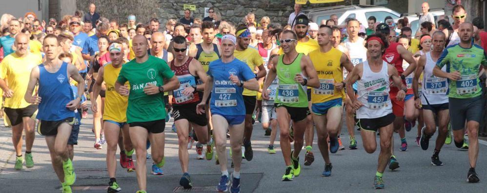 Corsa in montagna, Dusci e Bertolini svettano a Tresivio
