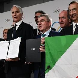 «Marchio olimpico per tutta la valle»