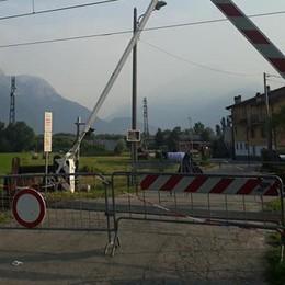 Piantedo, via San Martino chiusa dopo l'incidente