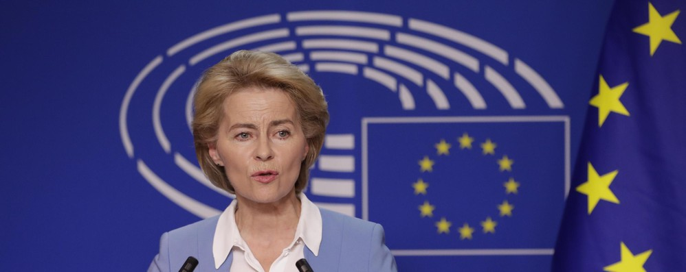 Martedì vota il Parlamento Ue, von der Leyen in bilico