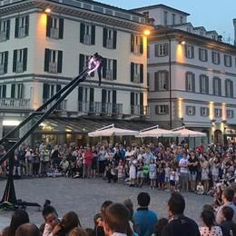 «I giovedì d'estate a Sondrio, proposta di qualità che ha fatto centro»