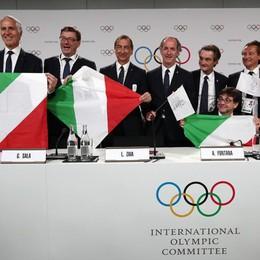 «Vertice olimpico con il Cio e il Coni»